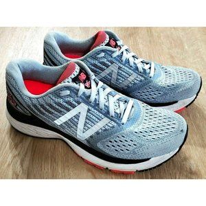 New Balance Womens 860 V.9 Blue Sneakers Size 8D